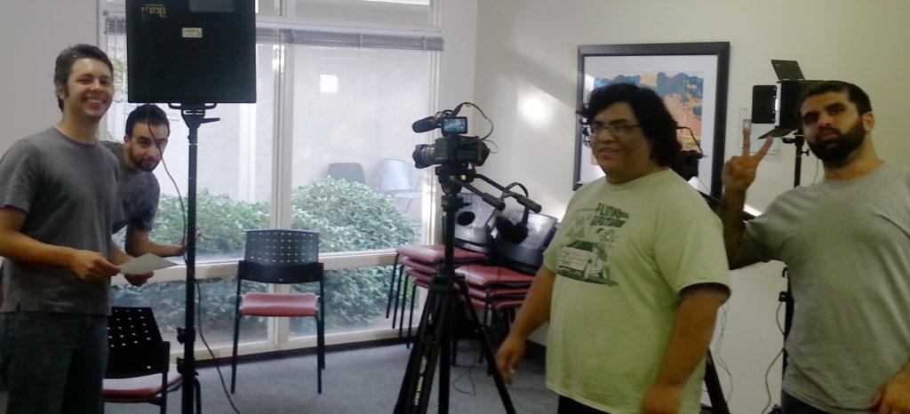 CHS-film crew