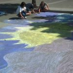 chalk walk-photo