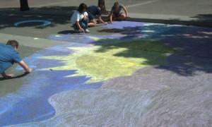 Chalk Walk